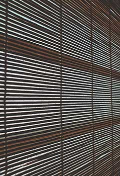 Bamboo Shades For Century City Bedroom Windows