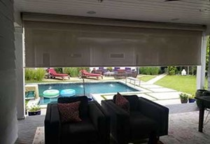 Motorized Roller Shades