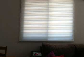 Installation of Cellular Shades | Oak Park | Master Blinds