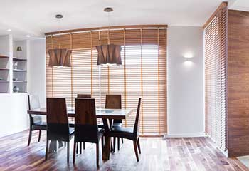 Faux Wood Blinds Next To Agua Dulce | Master Blinds