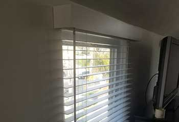 Faux Wood Blinds, Hacienda Heights