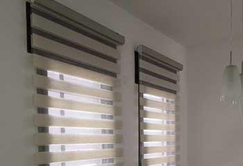 Layer Shades in Los Angeles | Master Blinds Los Angeles, CA
