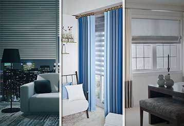 Motorized Blinds vs. Shades vs. Curtains | Master Blinds LA