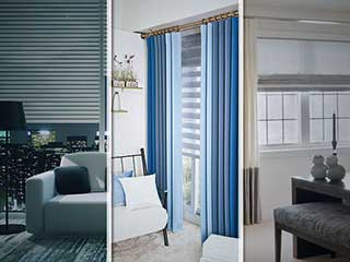 Motorized Blinds vs. Shades vs. Curtains | LA Blinds & Shades | Master Blinds