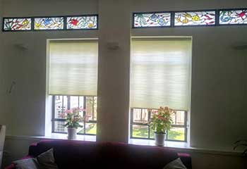 Motorized Cellular Shades Next To Bellflower CA
