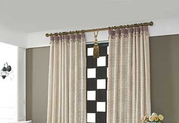 Motorized Curtains Next To Chatsworth | Master Blinds