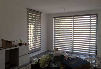 Motorized Roller Shades | Toluca Lake | Master Blinds LA