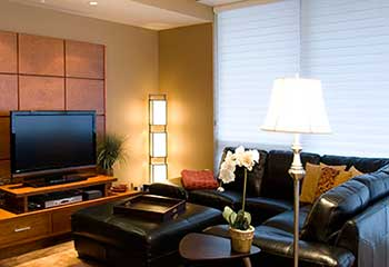 Motorized Roller Shades Nearby Cota | Master Blinds, LA