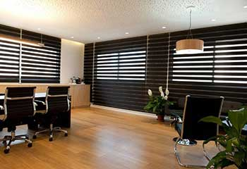 Office Blinds Installation | Master Blinds In Silver Triangle, LA