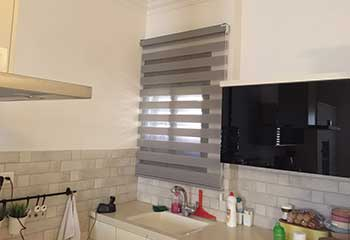 Faux Wood Blinds | Master Blinds Walnut